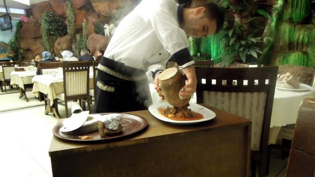 مطعم الملك اسطنبول - افضل مطاعم اسطنبول
