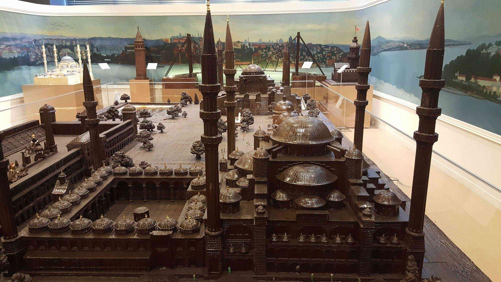 متحف الشوكولاته اسطنبول