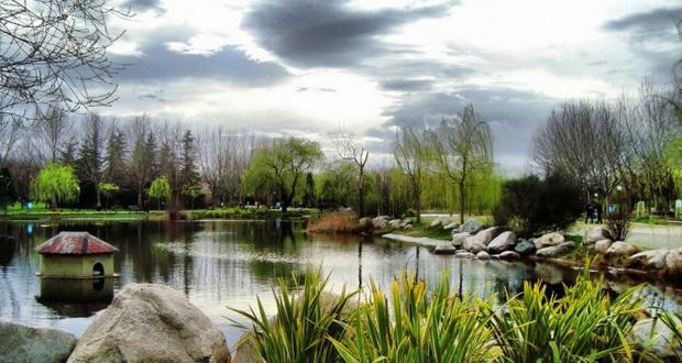 بوتانيك بارك بورصة تركيا - اجمل حدائق بورصة