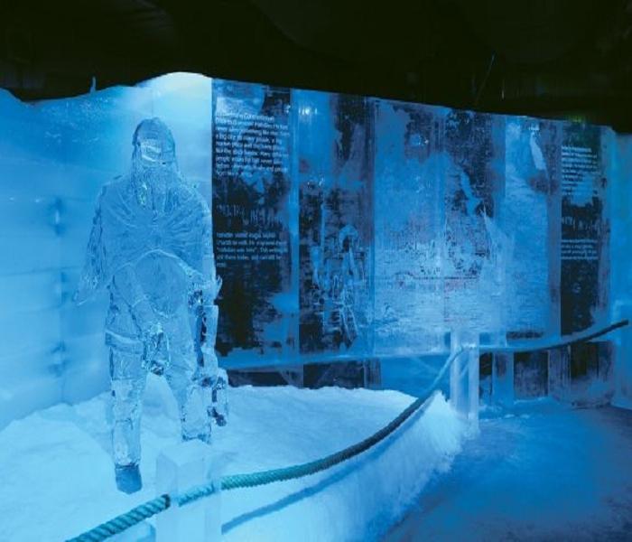 متحف الثلج اسطنبول تركيا - متاحف اسطنبول