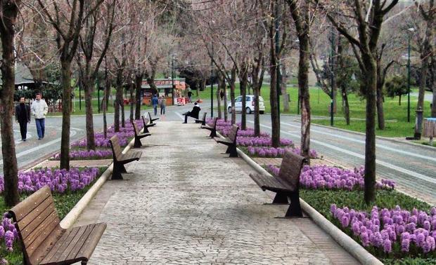 الحديقة الثقافية في بورصة - الاماكن السياحية في بورصة