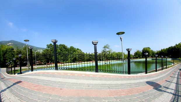 كولتور بارك الحديقة الثقافية في بورصة - اجمل حدائق بورصة