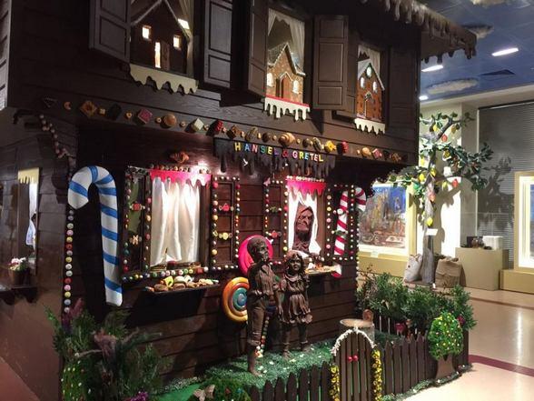 مصنع الشوكولاته في اسطنبول من افضل اماكن الترفيه في مدينة اسطنبول تركيا