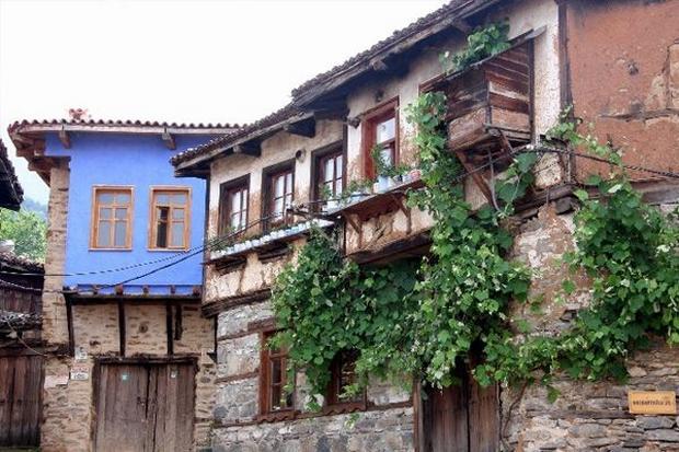 بيوت القرية العثمانية في بورصة