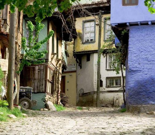 القرية العثمانية جومالي كيزيك