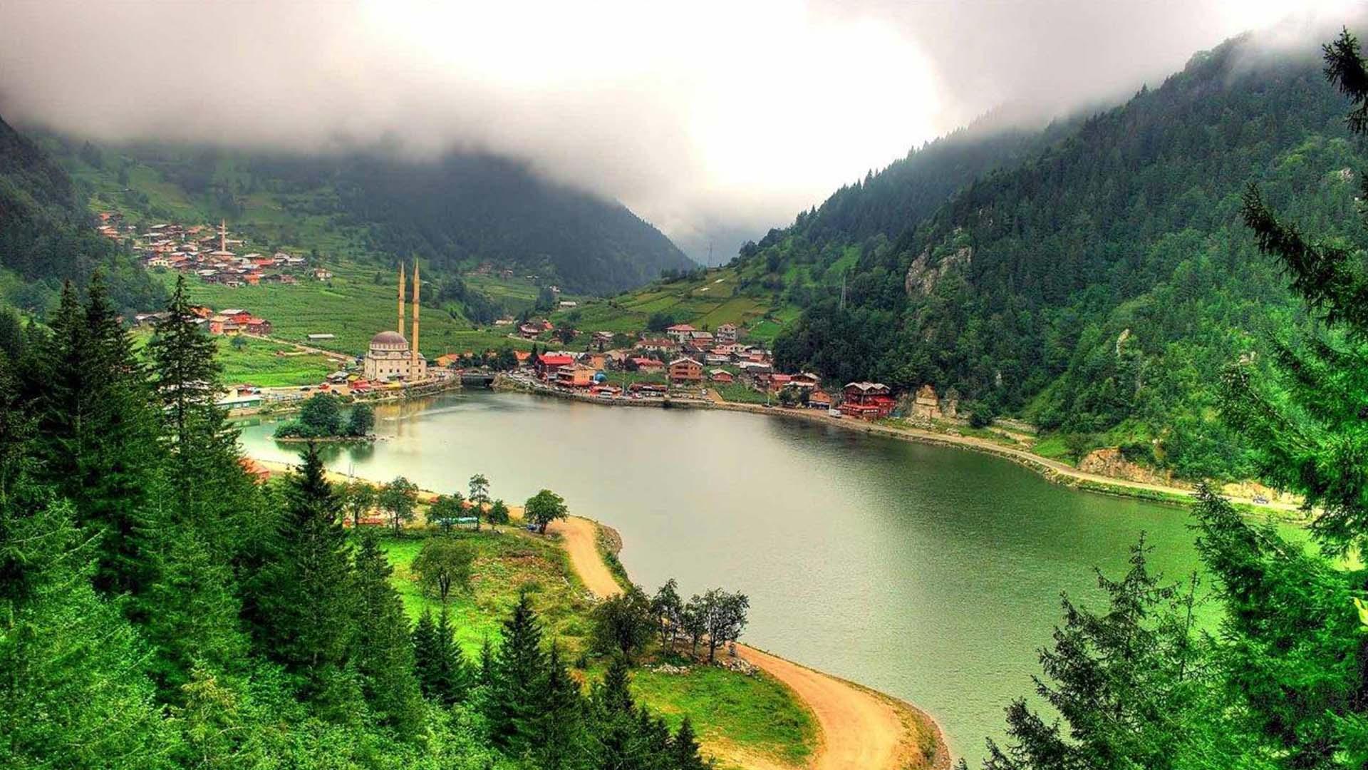 المدن السياحية في تركيا