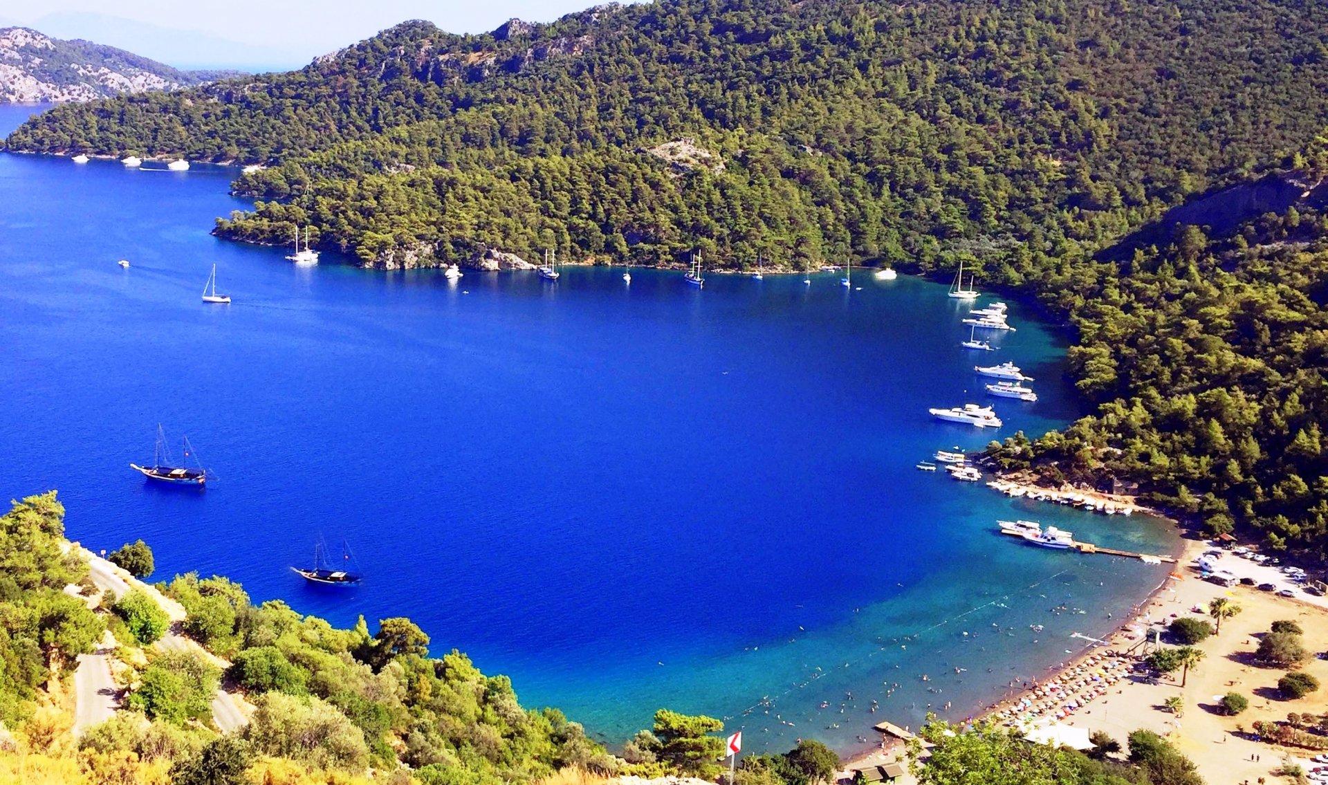 افضل اماكن سياحية في تركيا