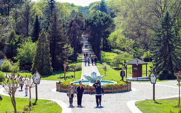 حديقة اتاتورك بلغراد اسطنبول