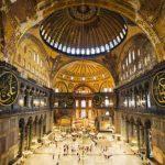مسجد آيا صوفيا اسطنبول