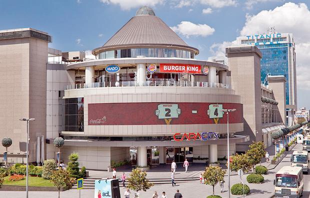 مول كاباسيتي اسطنبول في تركيا