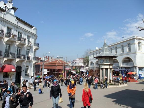 جزيرة الاميرات اسطنبول تركيا