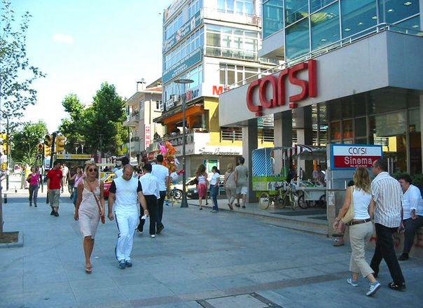 شارع بغداد في اسطنبول