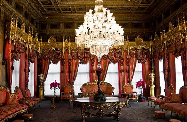 قصر دولمه بهجه اسطنبول