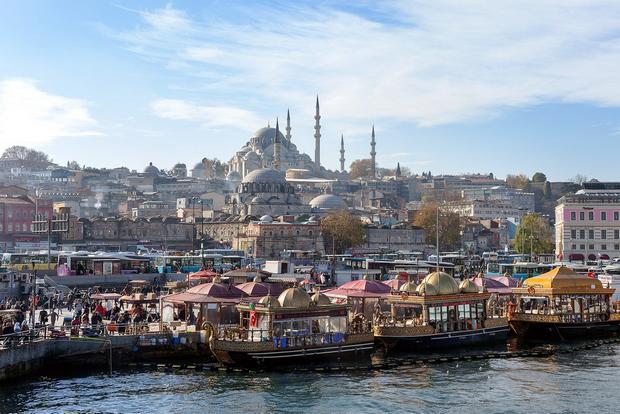 منطقة امينونو اسطنبول - اهم المناطق السياحية في اسطنبول