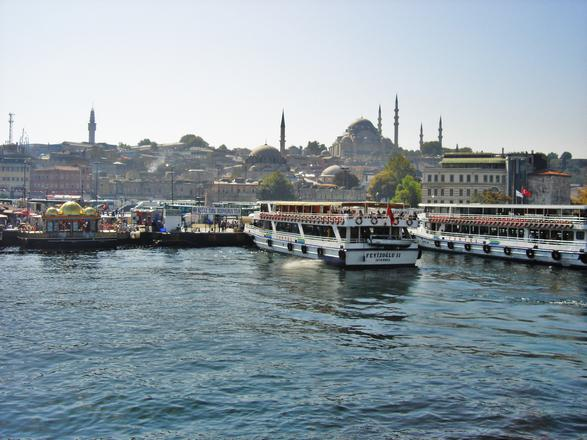منطقة امينونو اسطنبول
