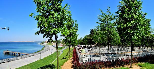 حديقة فلوريا اسطنبول في تركيا