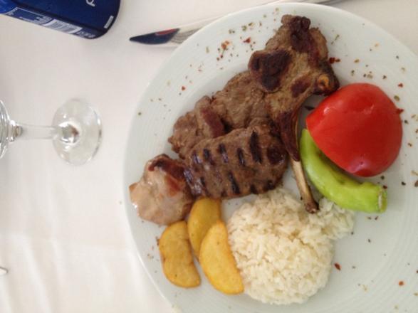مطعم فلوريا في اسطنبول