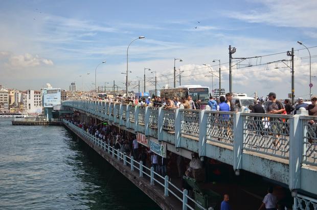 جسر جالاتا اسطنبول