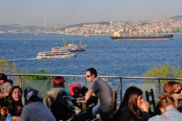 حديقة جولهانه في اسطنبول
