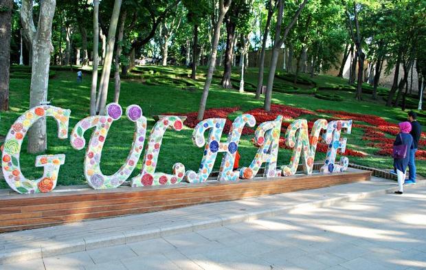 حديقة جولهانه اسطنبول في تركيا اجمل حدائق اسطنبول