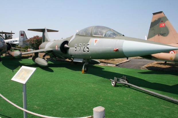 متحف الطيران اسطنبول - متاحف اسطنبول