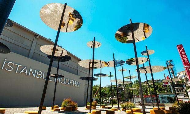 متحف إسطنبول للفن الحديث - متاحف اسطنبول