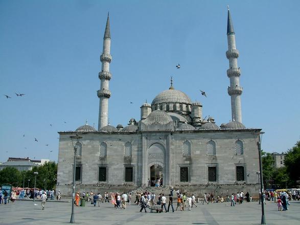 الجامع الجديد اسطنبول - مساجد اسطنبول
