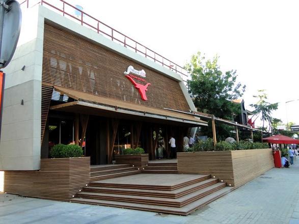 مطعم نصرت في اسطنبول
