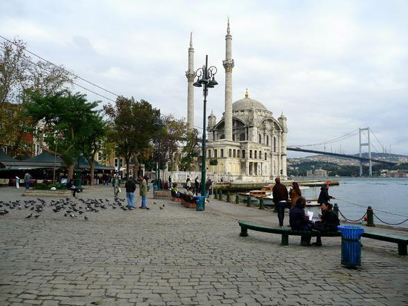 منطقة اورتاكوي اسطنبول - اجمل المناطق السياحية في اسطنبول