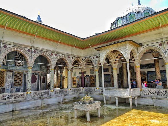 توبكابي في اسطنبول
