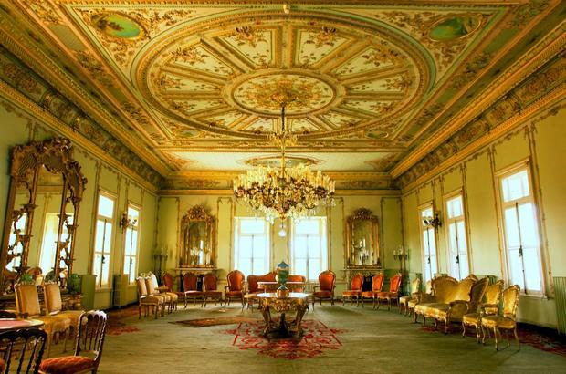 قصر يلدز اسطنبول - قصور اسطنبول