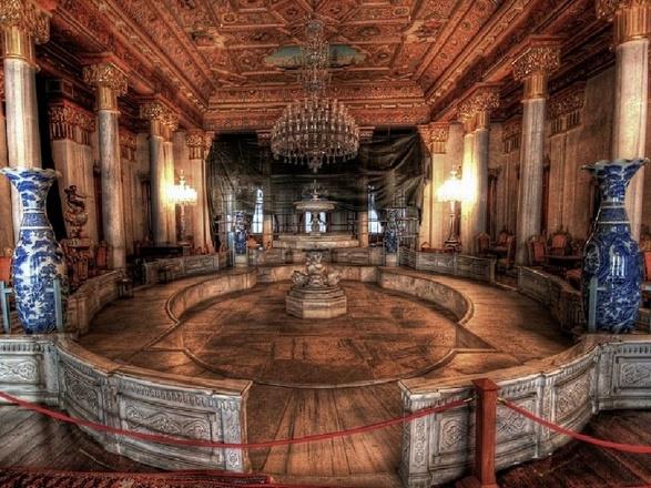 قصر بيلار بيه اسطنبول