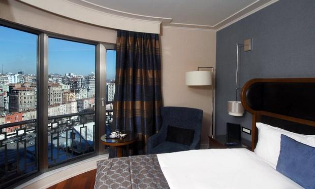 فندق تايتنك في اسطنبول - حجز فنادق اسطنبول تقسيم