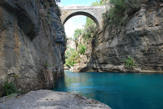 وادي كوبرولو انطاليا - اجمل الاماكن في انطاليا