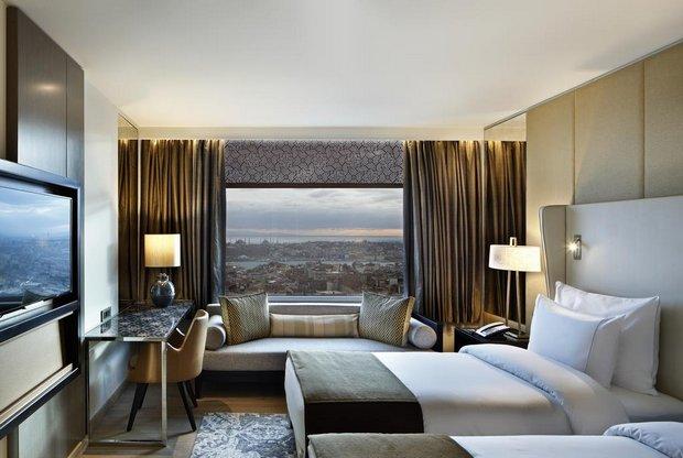 فندق مرمرة تقسيم - افضل فنادق تقسيم