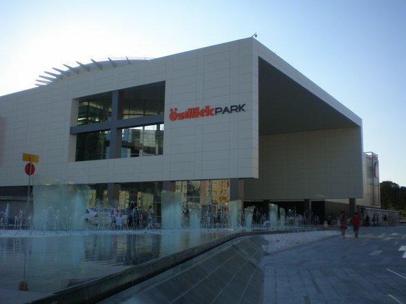 أوزديليك بارك انطاليا - مراكز التسوق في انطاليا