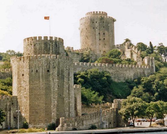 قلعة روملي حصار اسطنبول