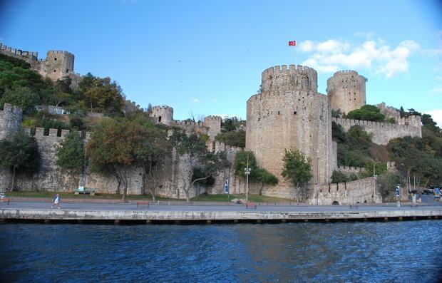 قلعة روملي حصار اسطنبول - اجمل معالم اسطنبول