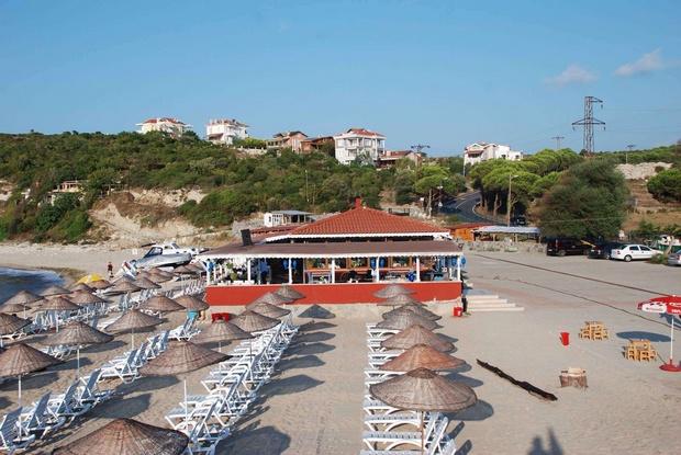 شاطئ شيلا اسطنبول