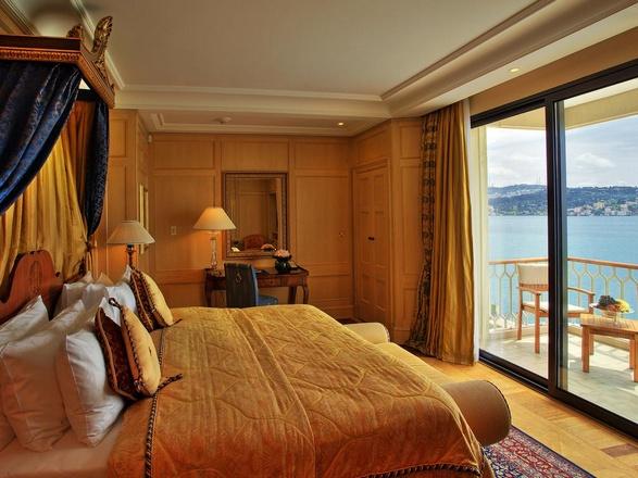 فندق كمبنسكي اسطنبول - فنادق مطله على البسفور اسطنبول