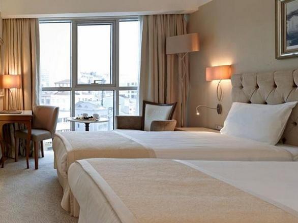 فندق cvk تقسيم - افضل فنادق تقسيم