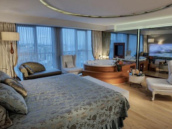 فندق سي في كي تقسيم - فنادق في اسطنبول
