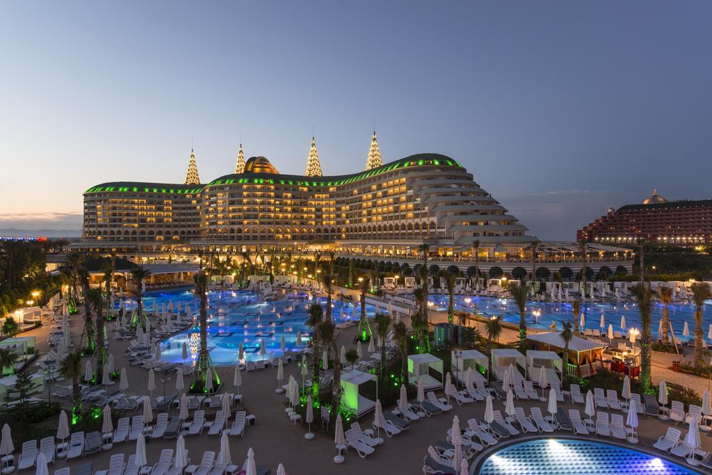 فندق دولفين انطاليا - فنادق لارا