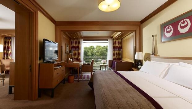 افضل الفنادق في تقسيم للعوائل