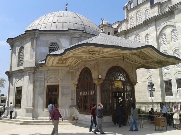جامع الفاتح في اسطنبول