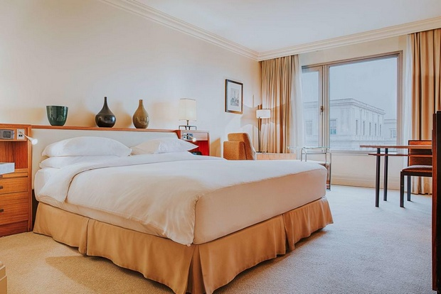 فندق جراند حياة اسطنبول - فنادق تقسيم اسطنبول