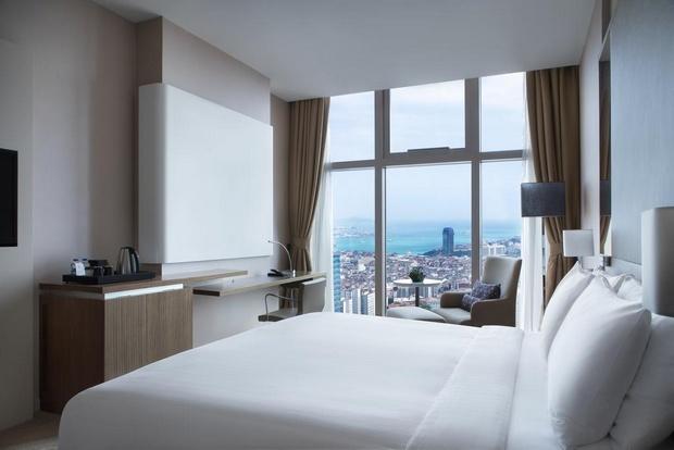 فندق ماريوت اسطنبول شيشلي - افضل فنادق اسطنبول شيشلي