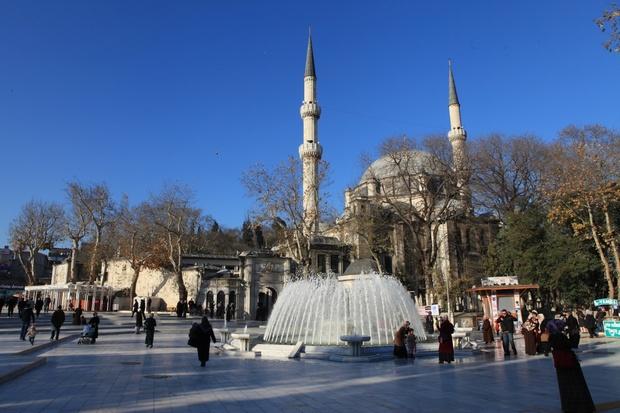 جامع ايوب سلطان - مساجد اسطنبول