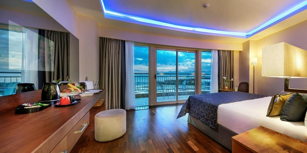 فندق ليبرتي لارا انطاليا - فنادق انطاليا لارا بيتش