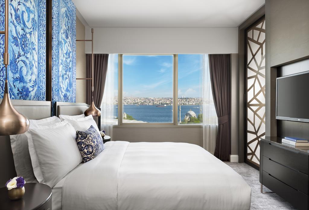 فندق ريتز كارلتون اسطنبول - افضل فنادق اسطنبول شيشلي